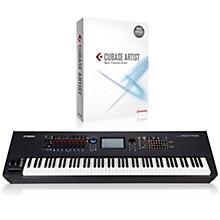 Yamaha Montage 88-Key Flagship Synthesizer With Cubase Artist