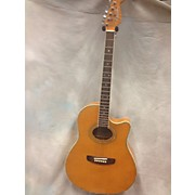 Fender Montara Acoustic Electric Guitar
