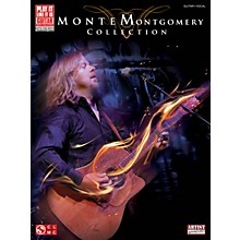 Cherry Lane Monte Montgomery Collection Play It Like It Is Series Softcover Performed by Monte Montgomery