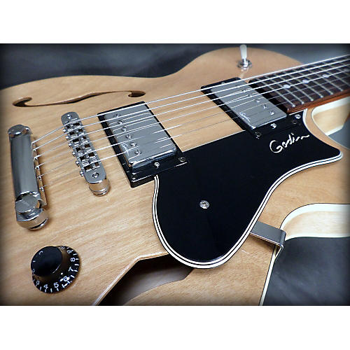 Godin Montreal Premiere HB Hollow Body Electric Guitar