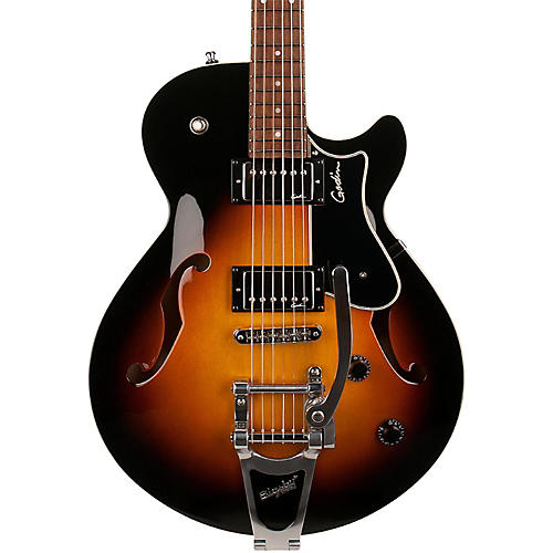 Godin Montreal Premiere HD Electric Guitar with Bigsby-thumbnail