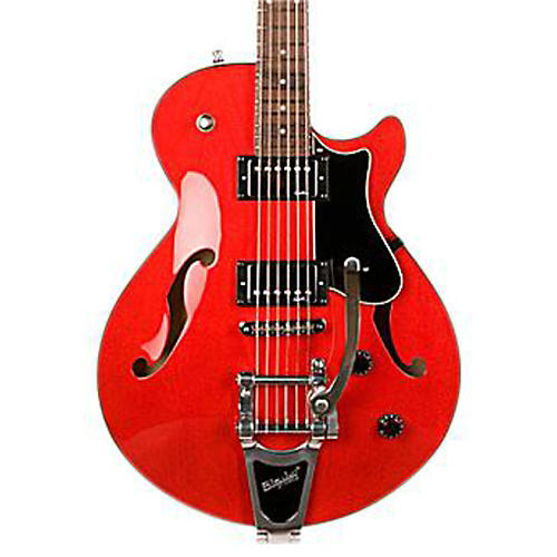 Godin Montreal Premiere Hollowbody Electric Guitar with Bigsby-thumbnail