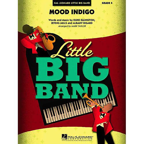 Hal Leonard Mood Indigo Jazz Band Level 4-thumbnail