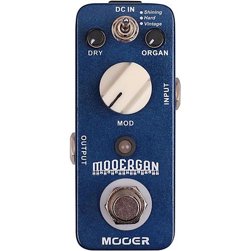 Mooer Mooergan Effects Pedal-thumbnail