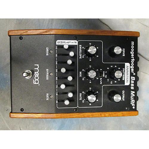 Moog Moogerfooger Bass Murf Effect Processor