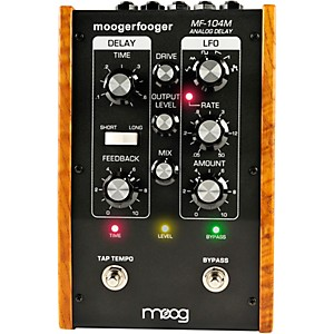 Moog Limited-Edition MF-104M Moogerfooger Analog Delay Effects Pedal by Moog