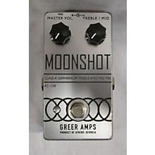 Greer Amplification Moonshot Treble/Mid Preamp Pedal