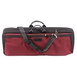 Mooradian Oblong Viola Case Slip-On Cover with Combination Straps (VAOBURCOM)