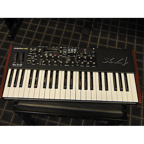 Dave Smith Instruments Mopho X4 Synthesizer-thumbnail