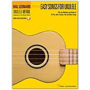 Hal Leonard More Easy Songs For Ukulele Book/CD