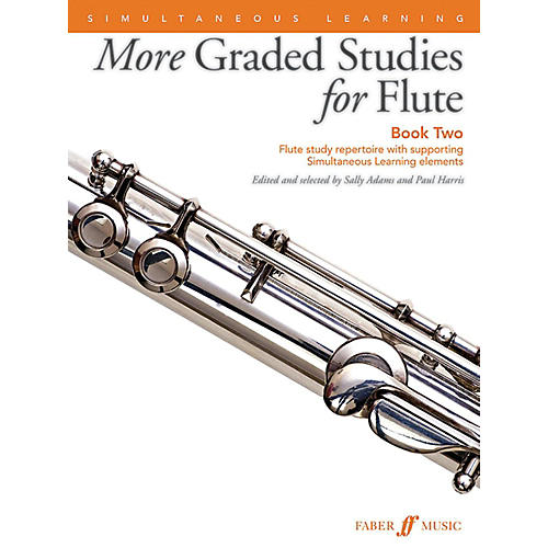 Alfred More Graded Studies for Flute, Book 2-thumbnail