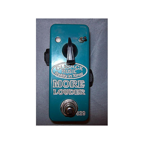 In Store Used More Louder Effect Pedal