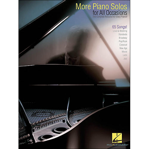 Hal Leonard More Piano Solos for All Occasions-thumbnail
