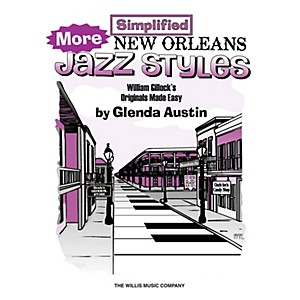 Willis Music More Simplified New Orleans Jazz Styles Willis Series Book by ...