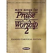 Word Music More Songs for Praise & Worship - Volume 2 (Keyboard Edition) Sacred Folio Series
