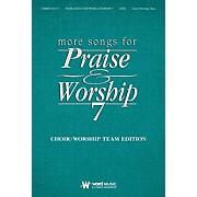 Word Music More Songs for Praise & Worship - Volume 7 Sacred Folio Series