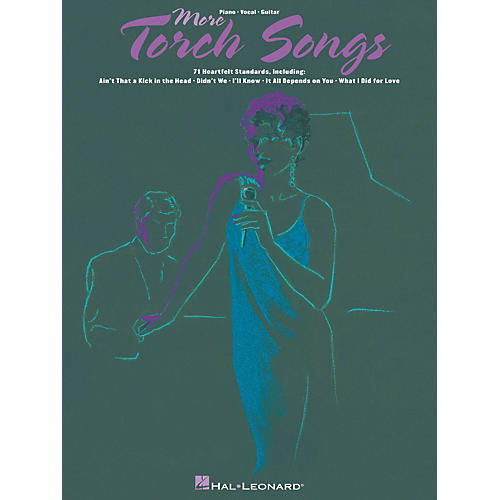 Hal Leonard More Torch Songs Songbook-thumbnail
