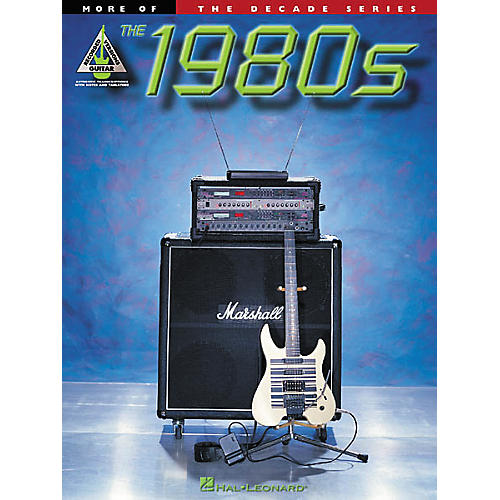 Hal Leonard More of the 1980s