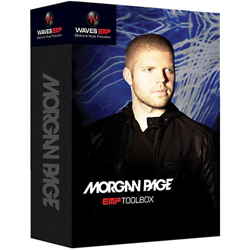 Waves Morgan Page EMP Toolbox Native/TDM/SG Software Download