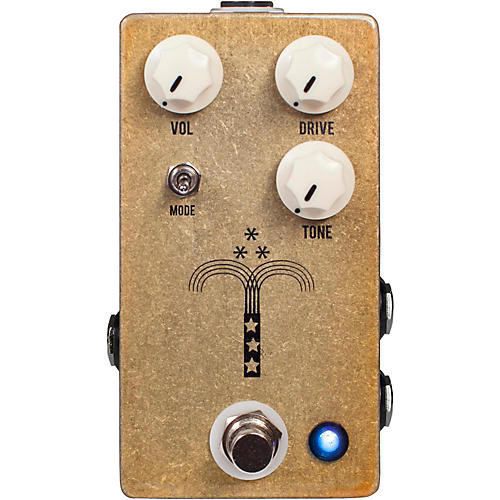 JHS Pedals Morning Glory Transparent Overdrive Guitar Effects Pedal-thumbnail