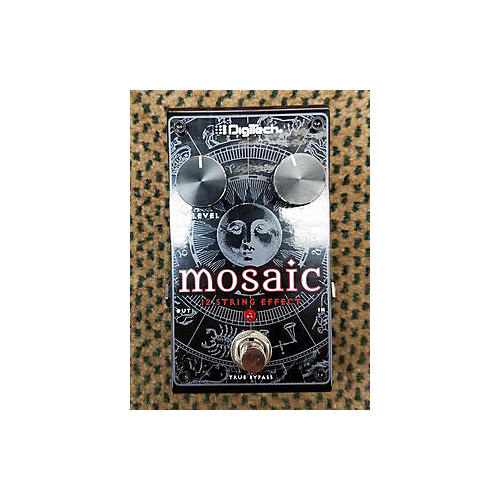 Digitech Mosaic 12 String Simulator Effect Pedal