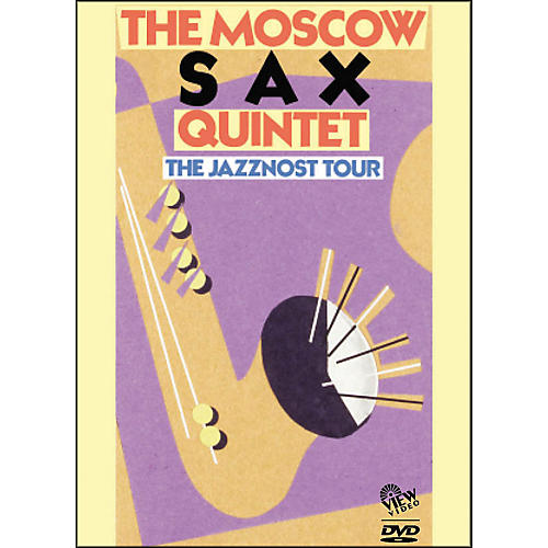 Hal Leonard Moscow Sax Quintet - Jazznost Tour DVD-thumbnail