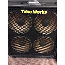 Tubeworks Mosfet RT2100 4x10 Guitar Combo Amp