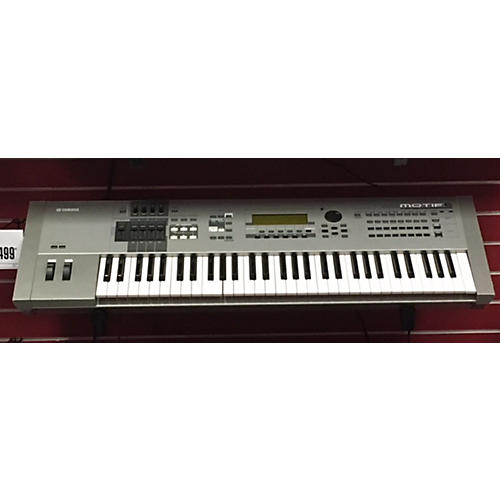 Yamaha Motif 6 61 Key Keyboard Workstation-thumbnail