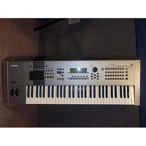 Yamaha Motif 6 61 Key Keyboard Workstation-thumbnail