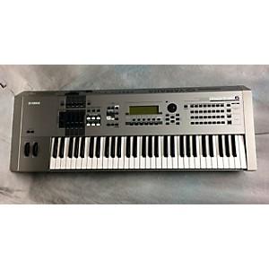Pre-owned Yamaha Motif 6 61 Key Keyboard Workstation