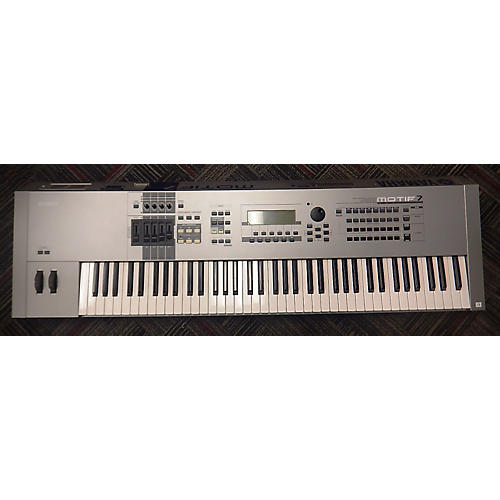 Yamaha Motif 7 76 Key Keyboard Workstation