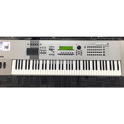 Yamaha Motif 7 76 Key Keyboard Workstation