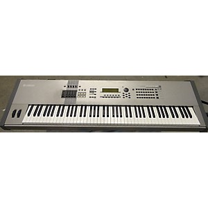 Pre-owned Yamaha Motif 8 88 Key Keyboard Workstation