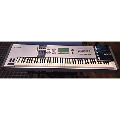 Yamaha Motif ES8 Keyboard Workstation-thumbnail