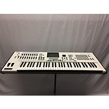 Yamaha Motif XF6 61 Key Limited Edition White Keyboard Workstation