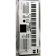 Yamaha Motif XF6 WH 61 Key 40th Anniversary White Keyboard Workstation
