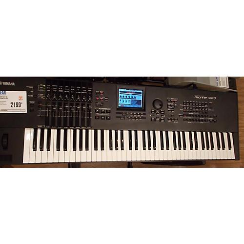 Yamaha Motif XF7 76 Key Keyboard Workstation-thumbnail