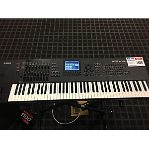 Pre-owned Yamaha Motif XF7 76 Key Keyboard Workstation by Yamaha