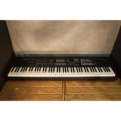 Used yamaha motif xf8 88 key keyboard workstation guitar for Yamaha motif keyboard