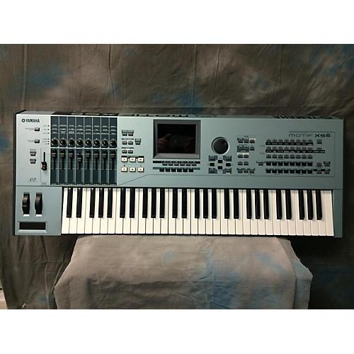 Yamaha Motif XS6 61 Key Keyboard Workstation-thumbnail