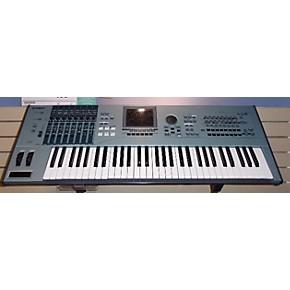 used yamaha motif xs6 61 key keyboard workstation guitar center. Black Bedroom Furniture Sets. Home Design Ideas