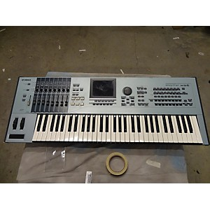 Pre-owned Yamaha Motif XS6 61 Key Keyboard Workstation by Yamaha