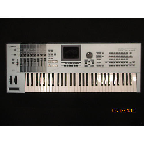 Yamaha Motif XS6 61 Key