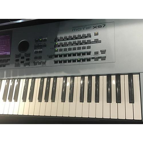 Yamaha Motif XS7 Keyboard Workstation-thumbnail