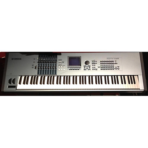 Yamaha Motif XS8 88 Key Keyboard Workstation