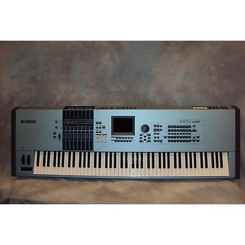 Yamaha Motif XS8 88 Key Keyboard Workstation