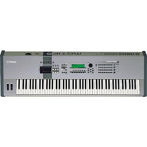 Yamaha Motif8 88-Key Music Production Synthesizer