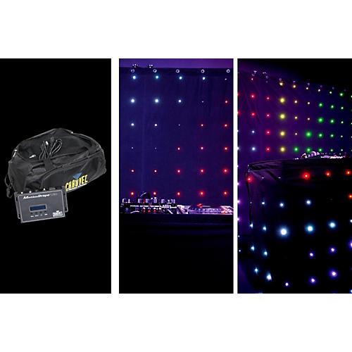 Chauvet Motion Drape TRI Color LED 2x3 Meters