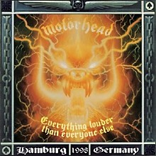 Motorhead - Everything Louder Than