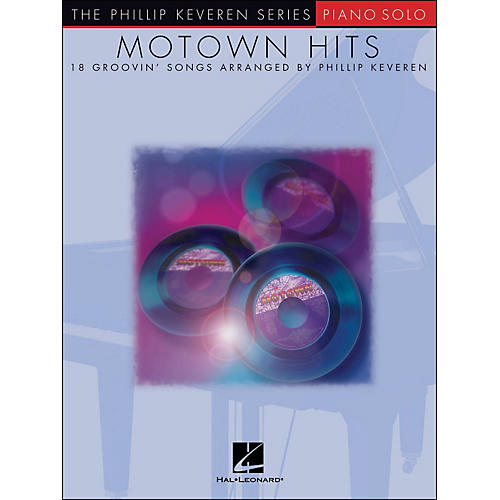 Hal Leonard Motown Hits - Phillip Kevern Series for Piano Solo-thumbnail